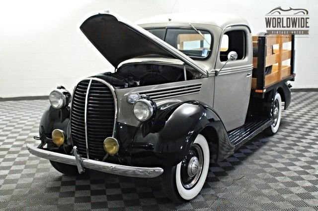 1938 ford 1 2 ton pickup truck