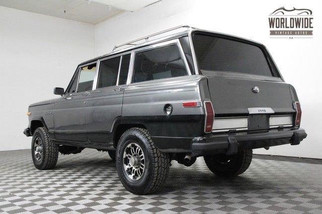 1987 Jeep Grand Wagoneer