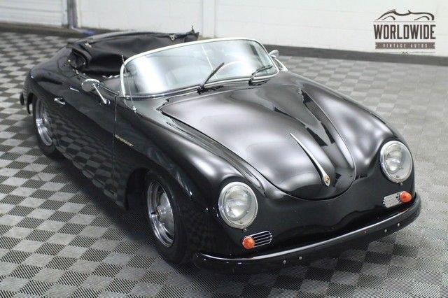 1956 Porsche Intermechanica 356