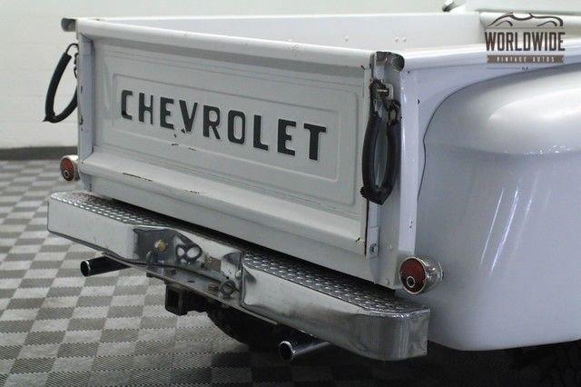 1959 Chevrolet 3100 Napco