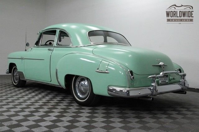 1950 Chevrolet Coupe