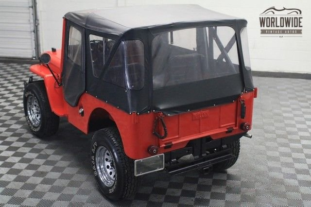 1951 Willys Jeep