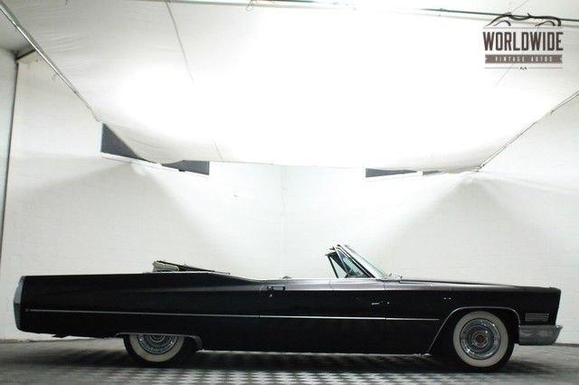 1967 Cadillac De Ville