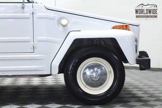 1973 Volkswagon Thing