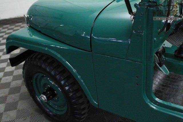 1956 Jeep Cj5