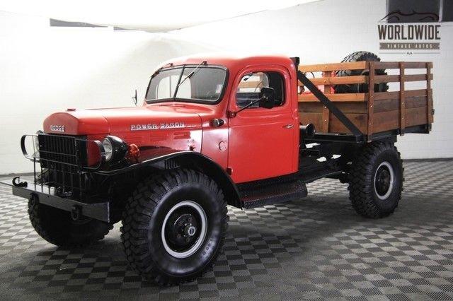 1949 dodge power wagon