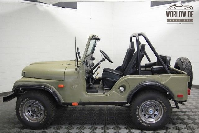 1958 jeep willy s