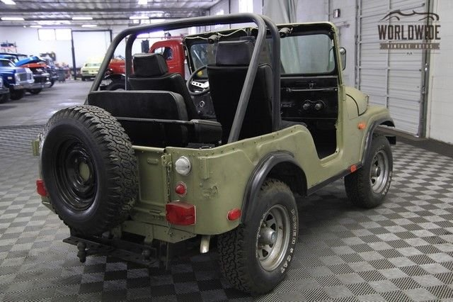 1958 Jeep Willy'S