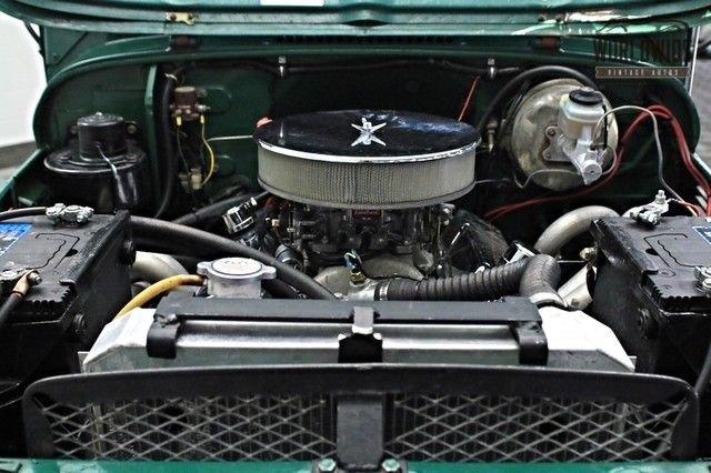 1972 Toyota Land Crusier