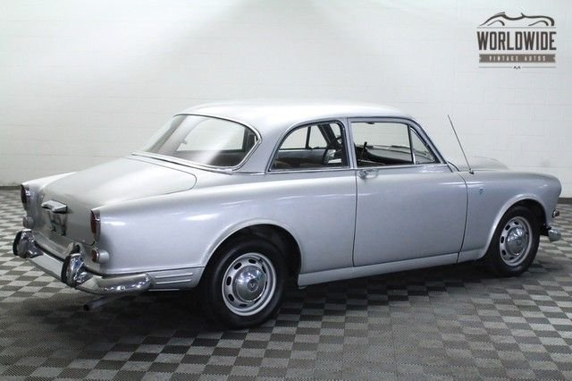 1967 Volvo 122S Touring Coupe