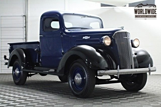 1937 chevrolet half ton pickup