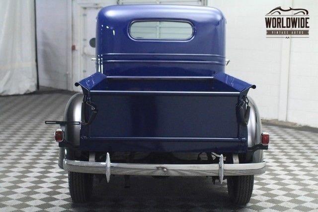 1937 Chevrolet Half Ton Pickup!