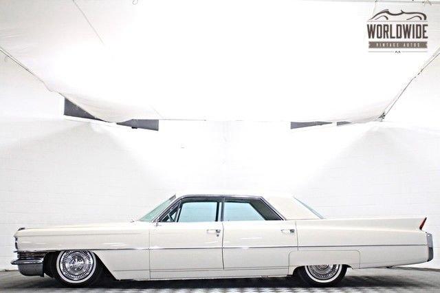 1963 Cadillac Sedan De Ville