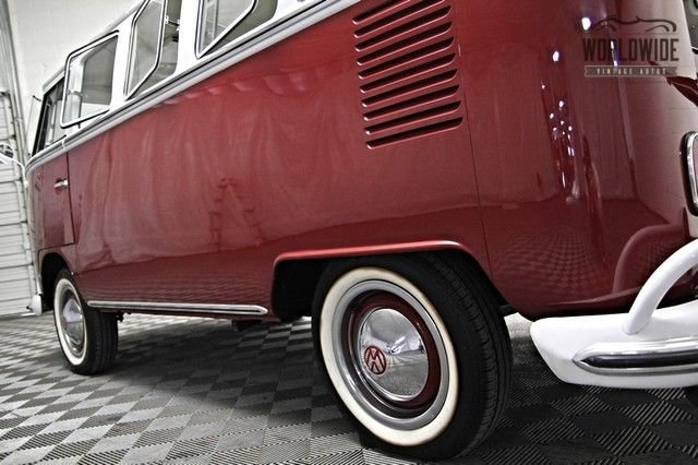 1962 Volkswagon 23 Window Microbus!