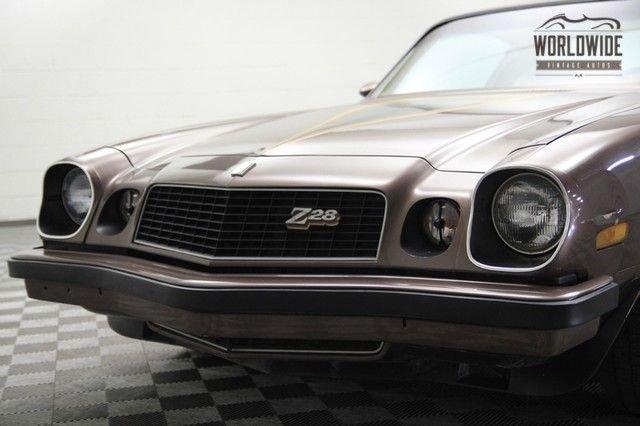1977 Chevrolet Camaro Z28!
