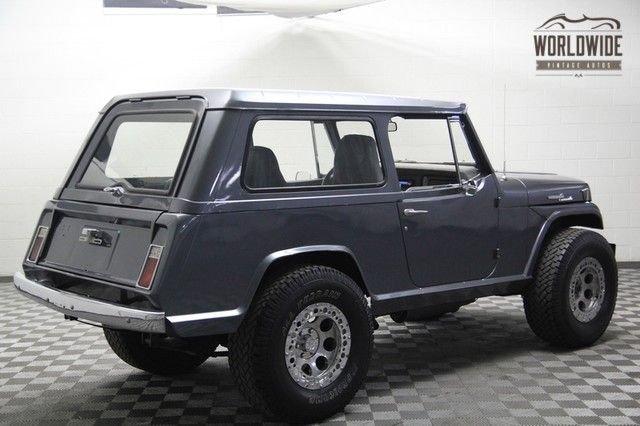 1971 Jeep Commando