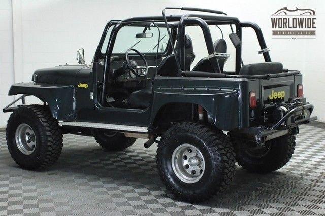 1976 Jeep Cj5 4X4