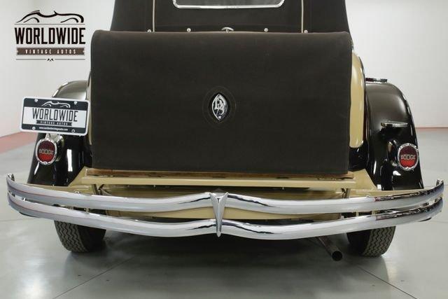 1932 Dodge Cabriolet
