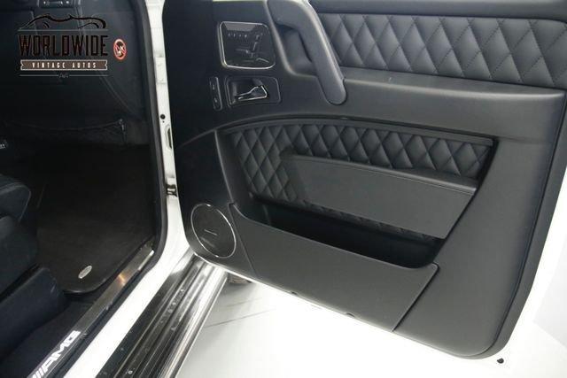 2016 Mercedes-Benz G63 Amg