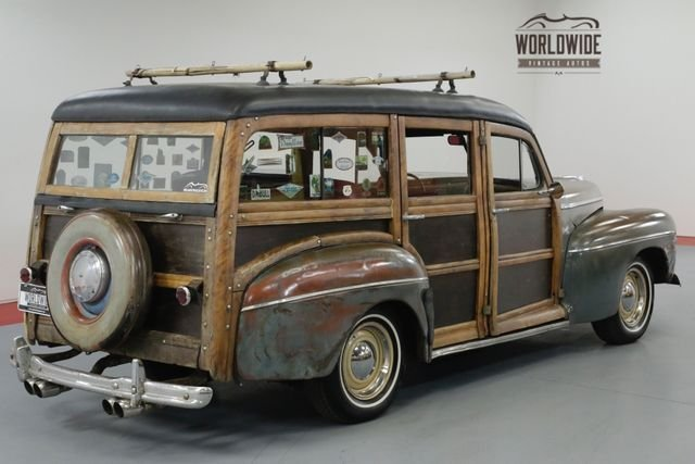 1946 Ford Woody