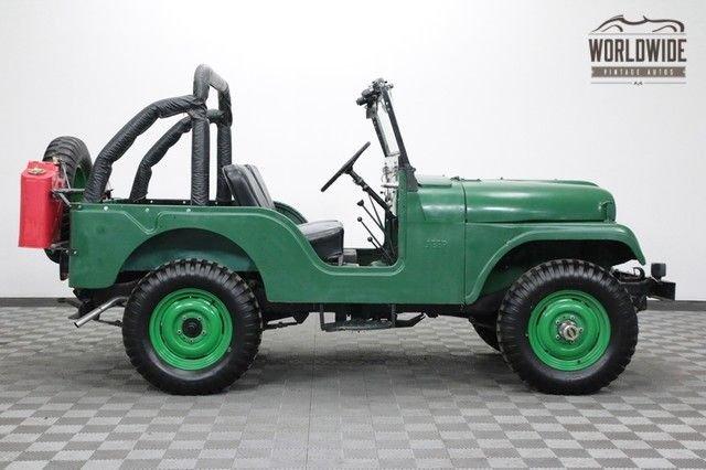 1955 Jeep Cj5
