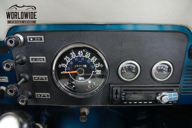1982 Jeep Scrambler
