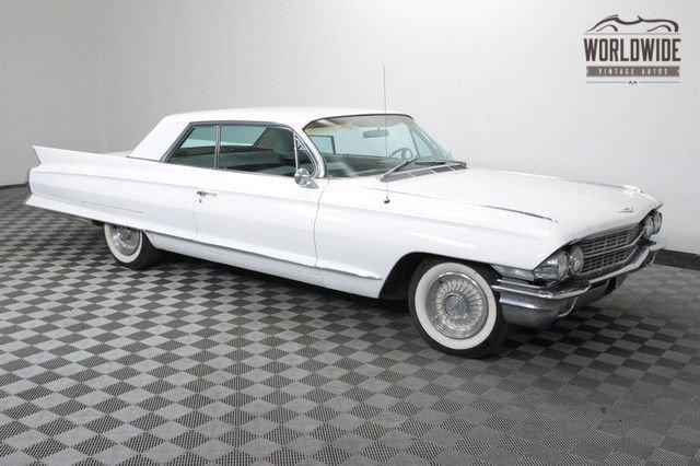 1962 Cadillac Coupe DeVille
