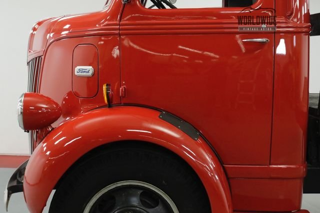 1941 Ford Coe