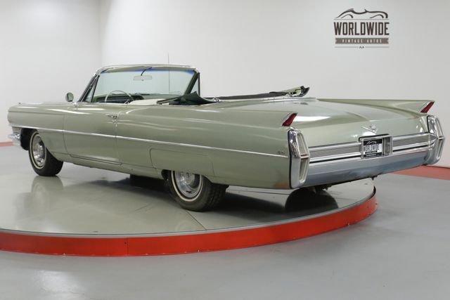1964 Cadillac Convertible