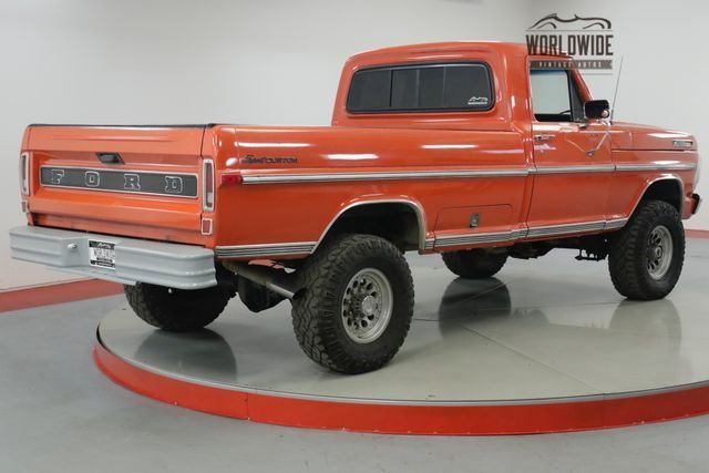 1971 Ford F250