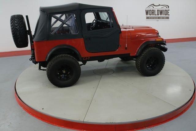 1985 Jeep Cj7