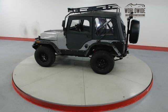 1962 Jeep Cj5