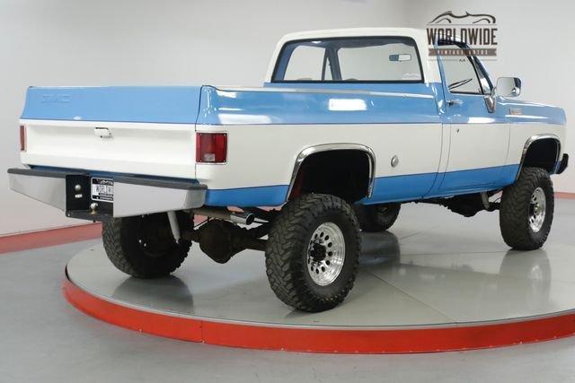 1973 GMC 100
