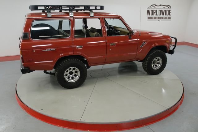 1981 Toyota Land Cruiser