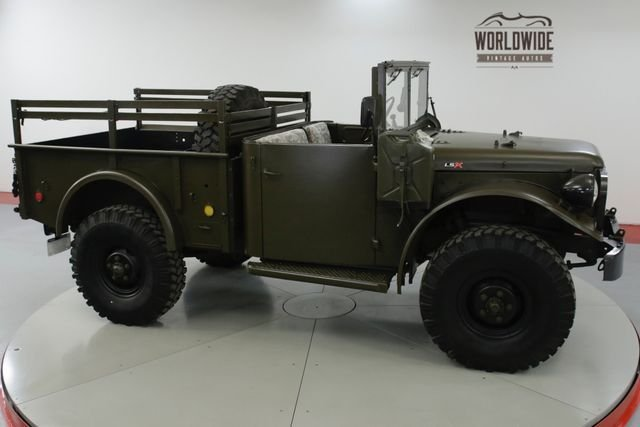 1951 Dodge Power Wagon
