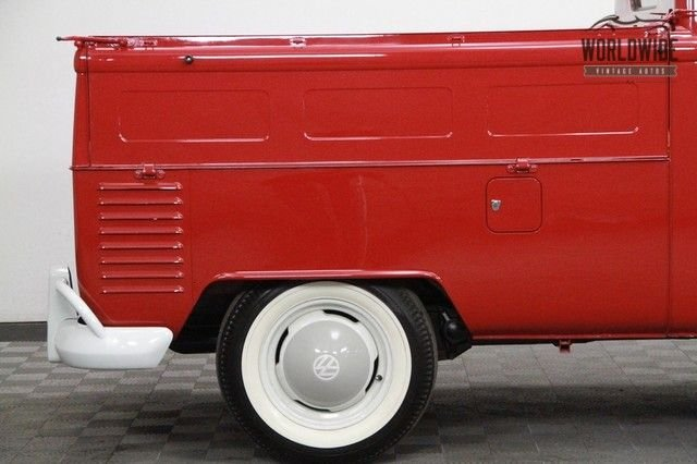 1962 Volkswagen Double Cab