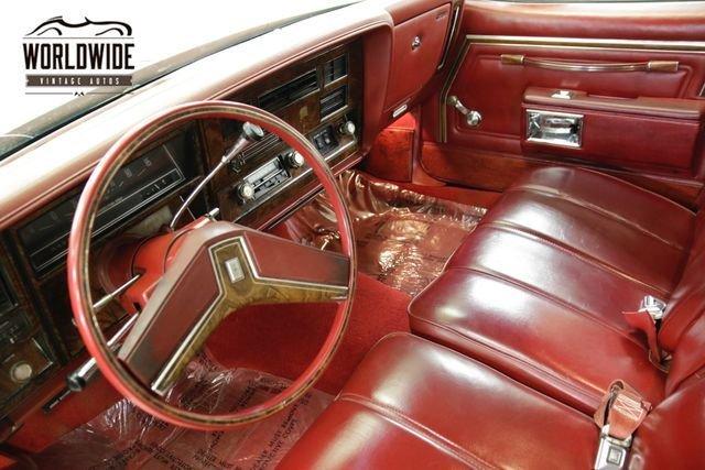 1978 Oldsmobile Custom Cruiser
