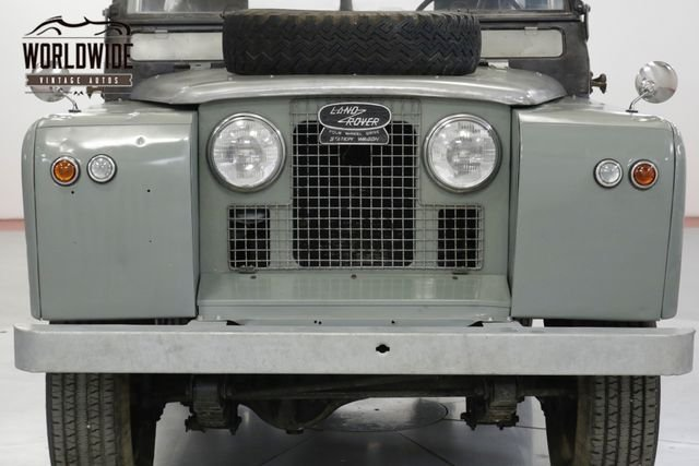1966 Land Rover Series 88