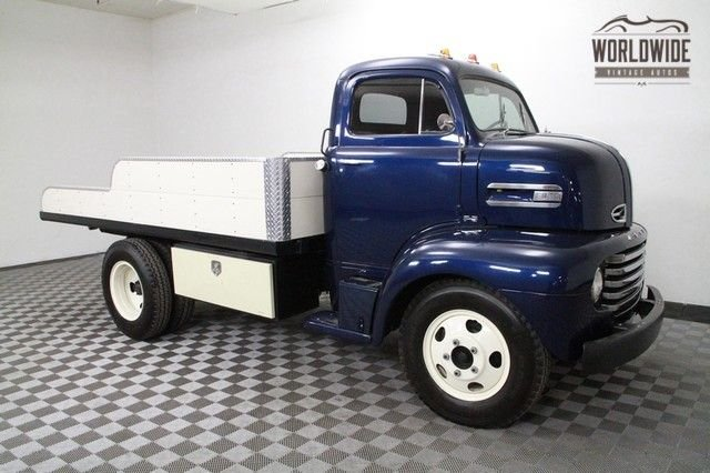 1948 Ford Coe
