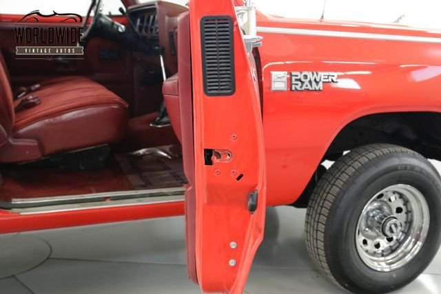 1988 Dodge Power Ram