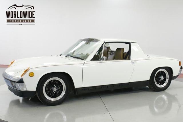 1972 porsche 914