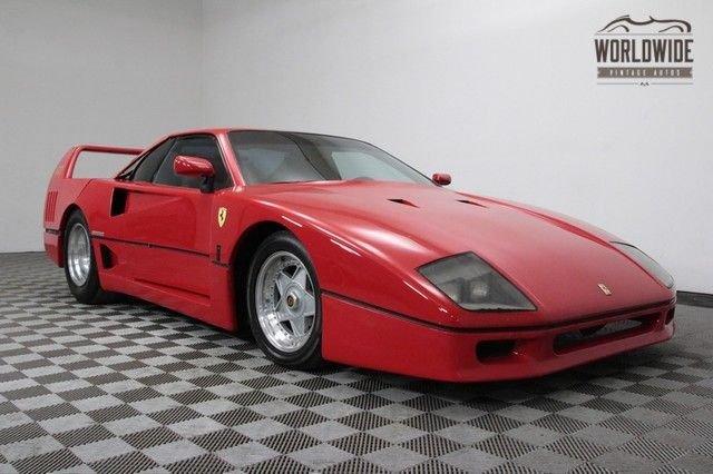 1991 Ferrari F40 Replica