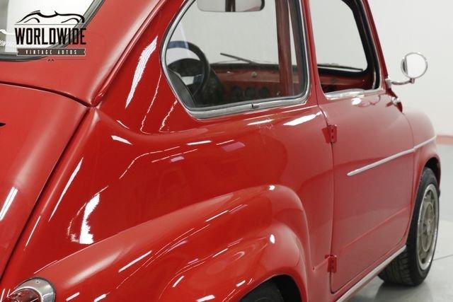 1958 Fiat 600