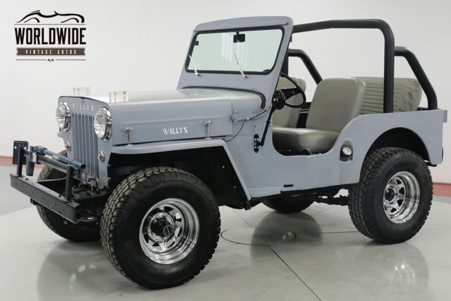 1961 jeep willys