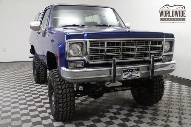 1977 GMC Jimmy