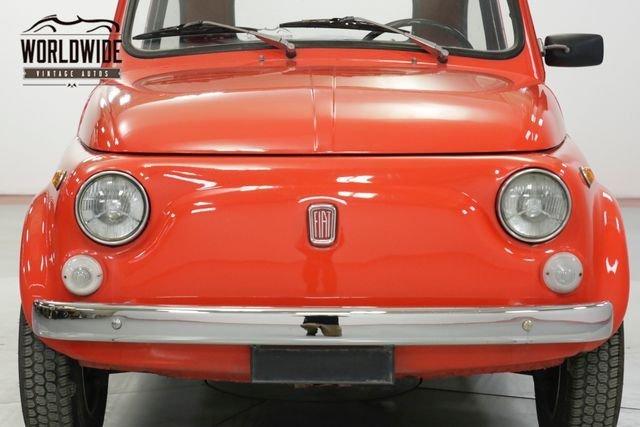 1969 Fiat 500