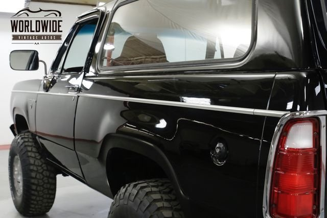 1978 Dodge Ramcharger