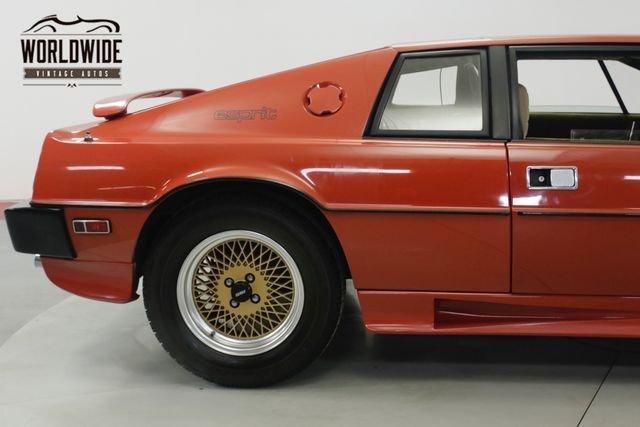 1977 Lotus Esprit S1
