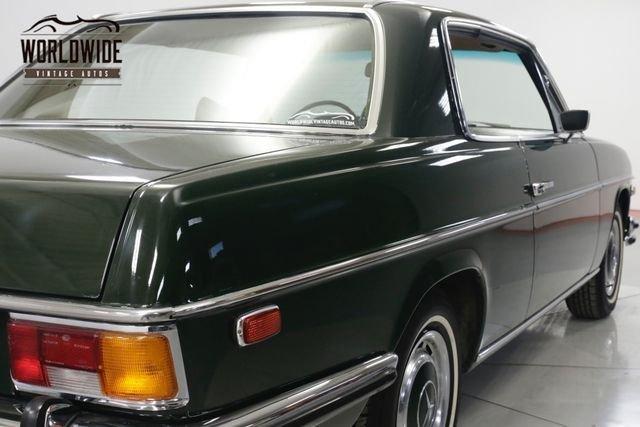 1971 Mercedes 250C