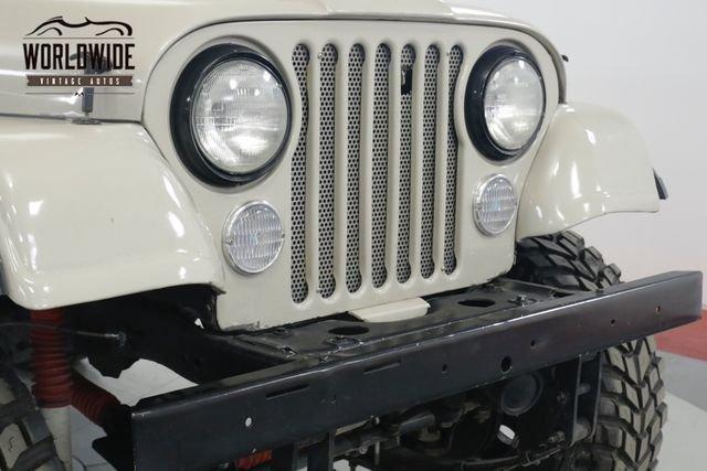 1979 Jeep Cj 7